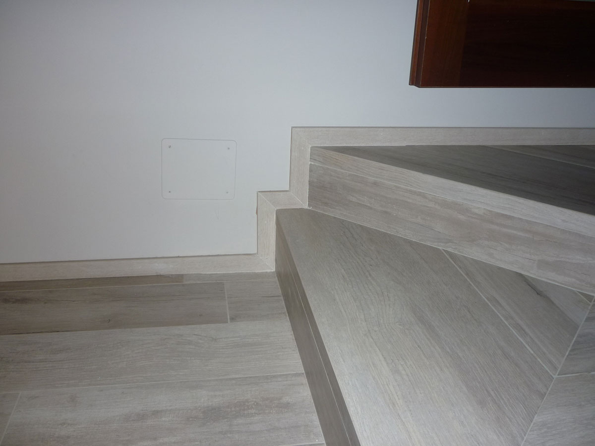 Binotto pavimenti for Battiscopa ceramica